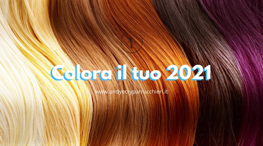 I colori del 2021