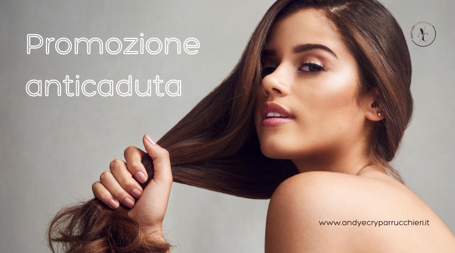 Una promozione per il benessere dei tuoi capelli!